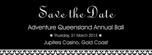 Save the dates in Brisbane