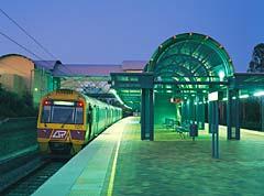 Australian Trains